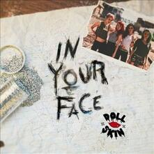 In Your Face (Again) - Vinile LP di Doll Skin
