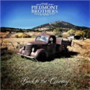 Back to the Country - CD Audio di Piedmont Brothers