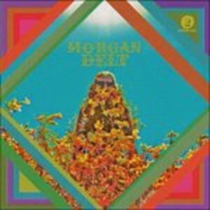 Morgan Delt - CD Audio di Morgan Delt