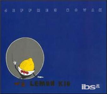 Lemon Kid - CD Audio di Jeffrey Novak
