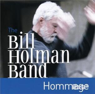 Hommage - CD Audio di Bill Holman