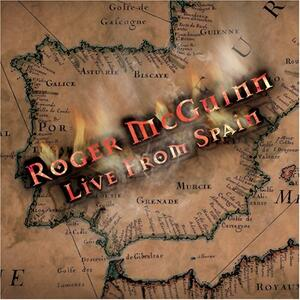 Live from Spain - CD Audio di Roger McGuinn