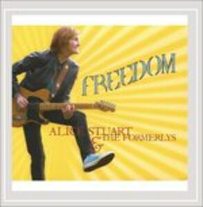 Freedom - CD Audio di Alice Stuart