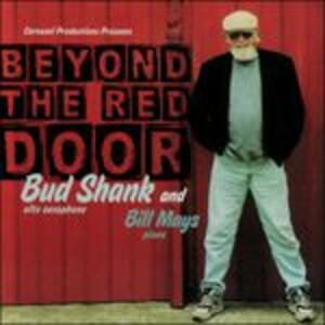 Beyond the Red Door - CD Audio di Bud Shank