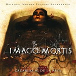Cover CD Colonna sonora Imago Mortis
