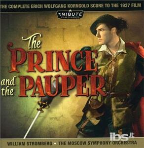 Prince and the Pauper (Colonna Sonora) - CD Audio
