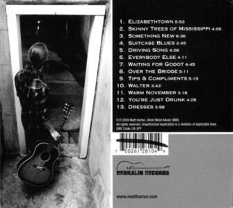 Tips & Compliments - CD Audio di Matt Harlan - 2