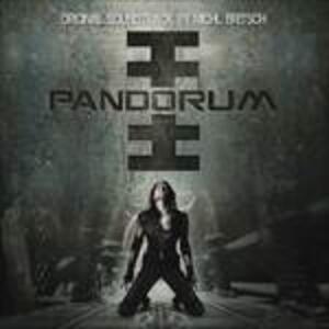 Pandorum (Colonna Sonora) - CD Audio