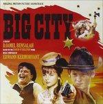 Cover CD Colonna sonora Big City