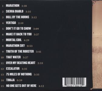 Marathon - CD Audio di Darden Smith - 2