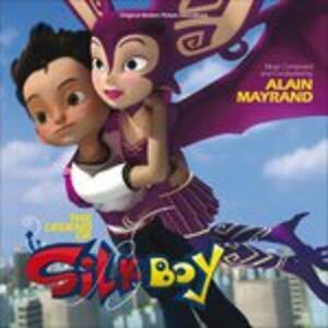 Legend of Silkboy (Colonna Sonora) - CD Audio