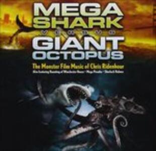 Mega Shark Vs Giant.. (Colonna Sonora) - CD Audio