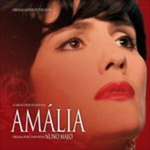 Amalia (Colonna Sonora) - CD Audio
