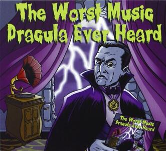 Worst Music Dracula - CD Audio