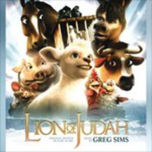 Lion of Judah (Colonna Sonora) - CD Audio