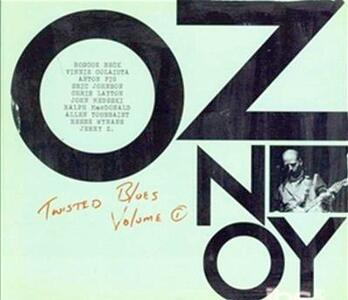 Twisted Blues 1 - CD Audio di Oz Noy