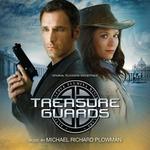 Cover CD Colonna sonora I Guardiani del Tesoro