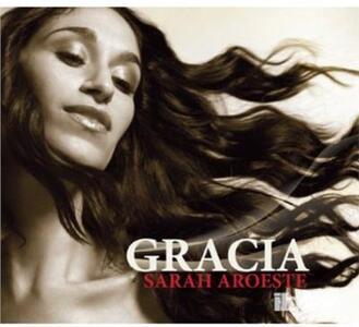 Gracia - CD Audio di Sarah Aroeste