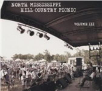 North Mississippi Hill Country Picnic vol.3 - CD Audio