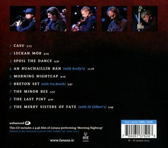 With the RTE Concert Orchestra - CD Audio di Lunasa - 2