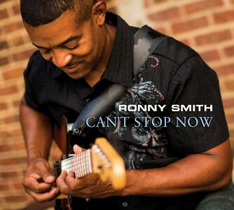 Can't Stop Now - CD Audio di Ronny Smith
