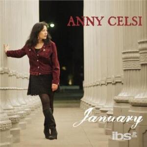 January - CD Audio di Anny Celsi