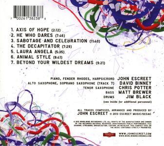 Sabotage and Celebration - CD Audio di John Escreet - 2