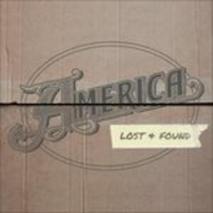 Lost & Found - CD Audio di America