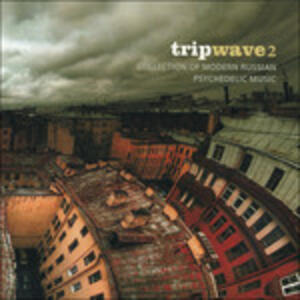 Trip Wave 2. Russian - CD Audio