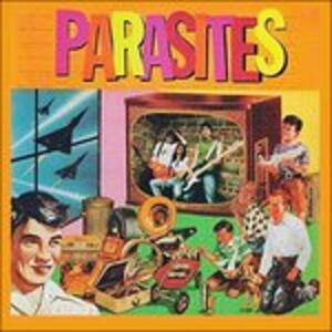 Pair of Sites - CD Audio di Parasites