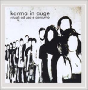 Rituali Ad uso e consumo - CD Audio di Karma in Auge