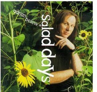 Salad Days - CD Audio di Adrian Belew