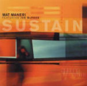 Sustain - CD Audio di Mat Maneri,Joe McPhee