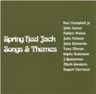 Songs & Themes - CD Audio di Spring Heel Jack