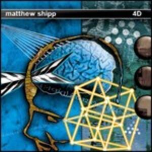 4D - CD Audio di Matthew Shipp