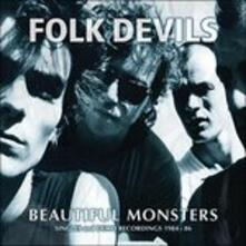 Beautiful Monsters - Vinile LP di Folk Devils