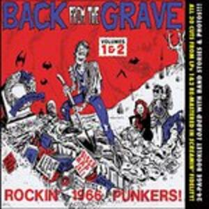 Back from the Grave - CD Audio