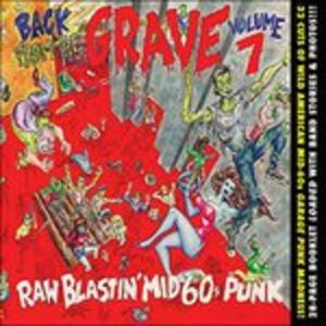 Back from the Grave 7 - CD Audio