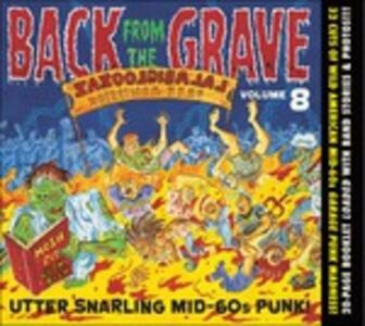 Back from the Grave 8 - CD Audio
