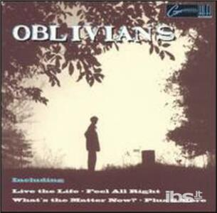 Play 9 Songs with Mr. Quintron - CD Audio di Oblivians