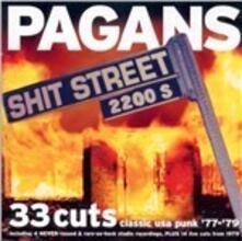 Shit Street - Vinile LP di Pagans