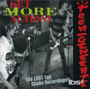 Get More Action - CD Audio di Teengenerate