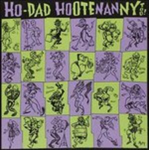 Ho-Dad Hootenanny - CD Audio