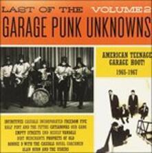 Last of the Garage Punk 2 - Vinile LP