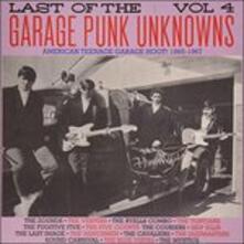 Last of the Garage Punk 4 - Vinile LP