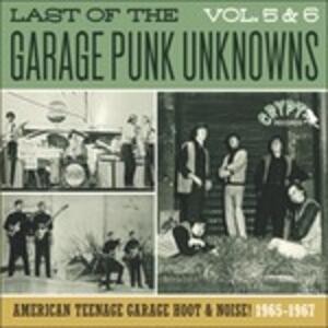 Last of the Garage Punk 5 - CD Audio