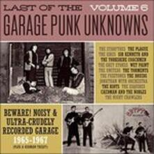 Last of the Garage Punk 6 - Vinile LP