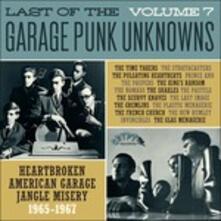 Last of the Garage Punk 7 - Vinile LP