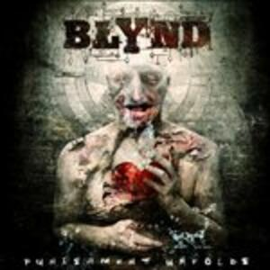 Punishment Unfolds - CD Audio di Blynd