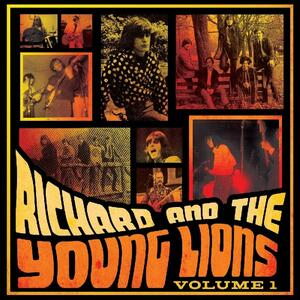 Volume 1 - CD Audio di Richard and the Young Lions